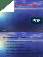 Pf Act
