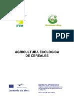Agricultura Ecológíca Cereales Adaptado