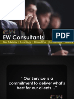 EW Consultants Services