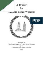 Wardens Primer