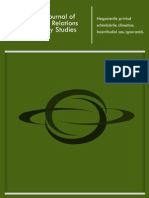 60676868 Romanian Journal of International Relations and Security Studies