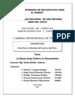 Auqa Chileno en Paucartambo