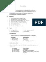 Unit2 Job Evaluation