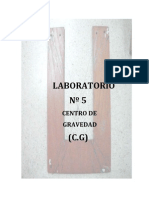 Fisik Lab Centro de Gravedad