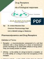 Receptors and Determinants of Biologic Response
