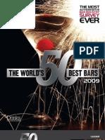 Bar Supplement 2009