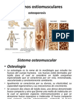 trastornos ostiomusculares