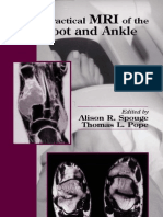 Practical MRI of the Foot and Ankle (Informa, 2000)