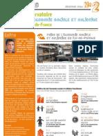 Panorama de l'économie sociale et solidaire en Ile-de-France, N°2
