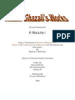 Al Ghazali Al Mustazhari