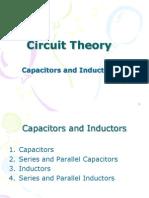 Capacitors Inductors