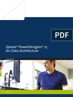 Sybase PD for Data Architecture Ds