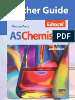Edexcel as Chemistry TAG 2nd Ed