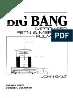 Paladin 1987 - John Galt - The Big Bang- Improvised PETN+Mercury Fulminate - Kilroy