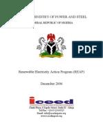 Renewable Electricity Action Program (REAP)