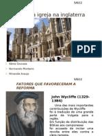 A Reforma Da Igreja Na a