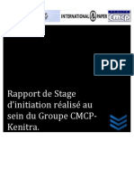 Rapport Stage ENCG CMCP