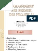 Management Des Risques Des Projets SI