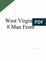 2000 West Virginia Defense