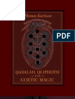 Kabalah, Qliphoth and Goetic Magic