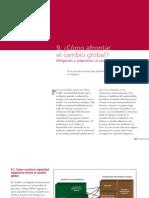 ECOSISTEMAS CAMBIO CLIMÁTICO