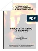 Código Incêndio 2001