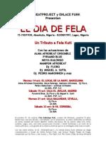EL DIA DE FELA 2011