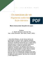 Os exercícios do ver - Prefácio - María Immacolata V. de Lopes