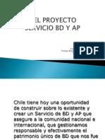 Eduardo Fuentes, Presentación