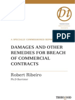 Ebooksclub.org Damages and Other Remedies for Breach of Commercial Contracts Thorogood Report