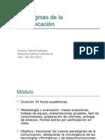 Paradigmas de la Comunicación-Clase I(1)