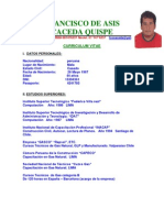 CACEDA CV