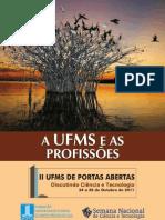 UFMS e a Profissoes