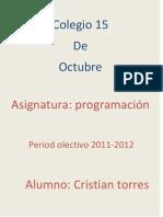 programas de c++