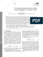 A Fast-Pivoting Algorithm for the Gittins Index and Optimal Stopping of a Markov Chain