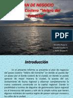2do Proyecto - Paseo Costero - Velero Del Estrecho