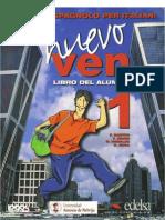 Livro - Nuevo Ven 1 Jpeg