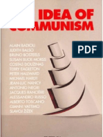 The Idea of Communism