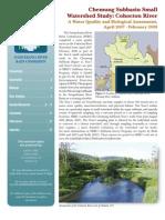 Chemung Subbasin Small Watershed Study