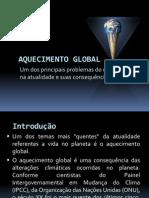 Aquecimento Global Geografia