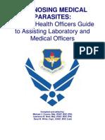 Diagnosing Medical Parasites