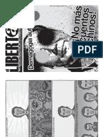 El Libertario, nº 64, septiembre-octubre 2011