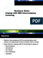 Inter Company Invoicing