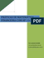 Práticas de matemática financeira com HP 12c