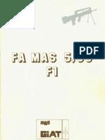 FAMAS F1 Manual English
