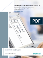 Brochure Simatic Industrial Software Es