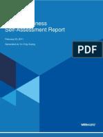 Cloud Readiness Self-Assessment Report