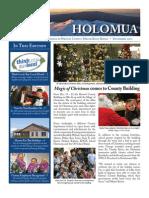Holomua 002 (2011-12)