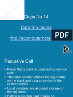 Computer Notes - Data Structures - 14