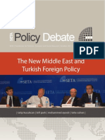 SETA-The New Middle East and Turkish Foreign Policy
